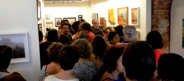 Público compareceu em massa. Foto: Jorge Calfo