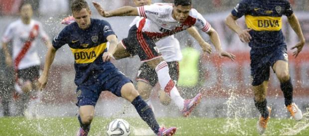 River e Boca muita rivalidade na Argentina