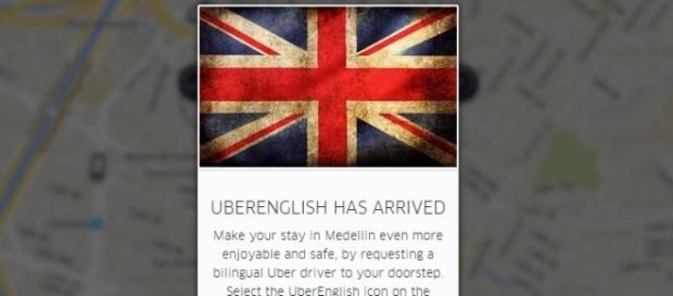 uberENGLISH chega ao Brasil hoje (1º)