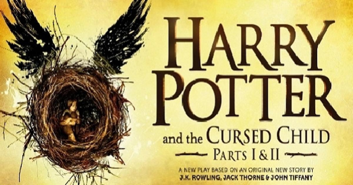 J.K Rowling publicará un nuevo libro de Harry Potter