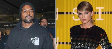 Kanye West e Taylor Swift continuano a beccarsi