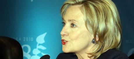 President Candidate Hillary Clinton (State Dept)