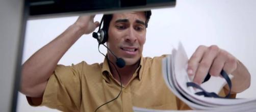 Chiamate moleste da call center
