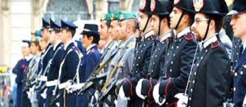 concorsi forze armate e polizia2016
