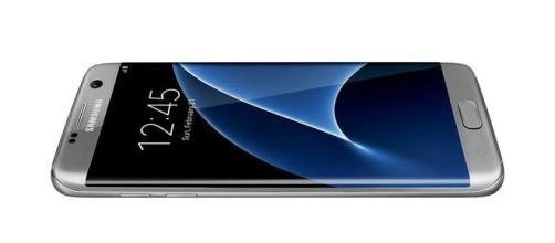 Galaxy S7 Ege nella colorazione argento