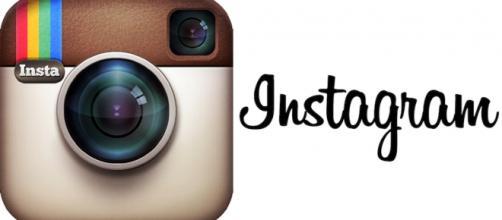Il logo della applicazione Instagram