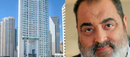 Lanata gana bien y se compró un piso en Miami