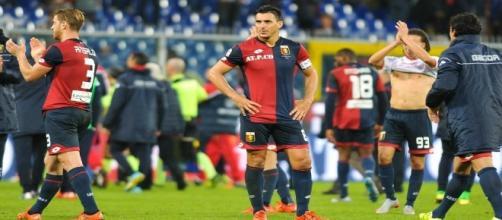 Nicolas Burdisso, capitano del Genoa