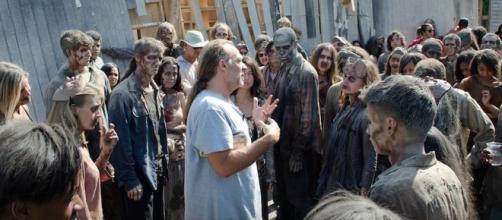 The Walking Dead 6 riparte domenica 14 febbraio