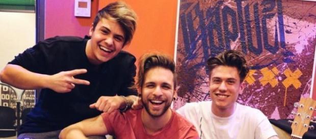 Sanremo 2016: Alessio Bernabei e Benji e Fede