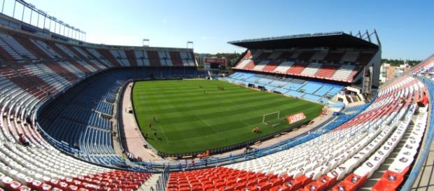 Estadio Vicente Calderón del Atlético de Madrid