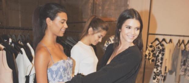Quelle: Instagram / Kendall Jenner