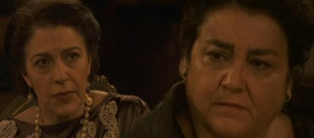 Il Segreto: Francisca e Bernarda contro Aurora