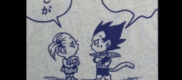Imagen de la revista japonesa en cuestion
