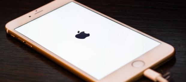 iPhone con el problema '1970'.