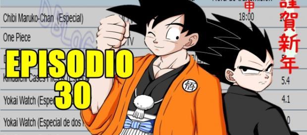Ranking semanal de los animes más vistos
