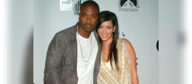 Ray J. comenta sobre intimidade de Kim Kardashian