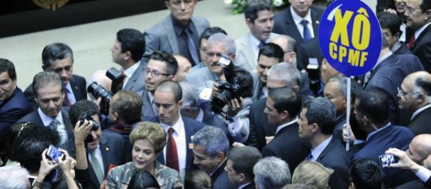 Senado quer garantias para aprovar CPMF