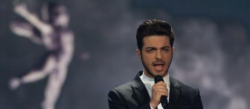 Gianluca Ginoble de Il Volo all'Eurovision