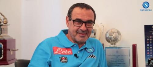 Juventus-Napoli 14 febbraio 2016, Maurizio Sarri