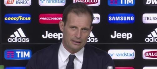 Juventus-Napoli ultime notizie: Max Allegri