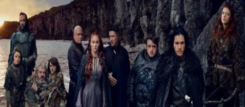 Los actores de 'Juego de Tronos'