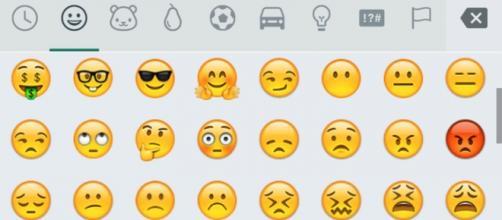 Disponibili le nuove emoticon di WhatsApp
