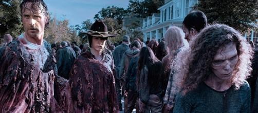 Vuelve la sexta temporada de The Walking Dead