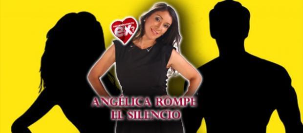 Angelica se comunica con sus fans por facebook
