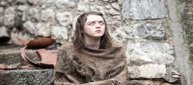 Arya Stark sigue ciega en Braavos