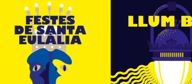 Cartel de las Fiestas de Santa Eulalia 2016