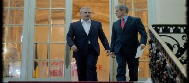 Dragnea l-a pus la punct pe Cioloș