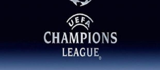 Fot: Logo Champions League. Logo Ligi Mistrzów.
