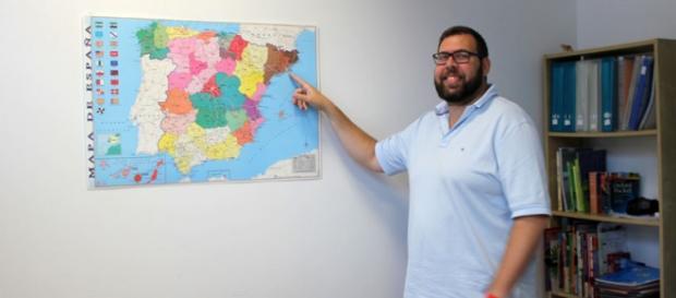 Raúl Mercado, de la Academia Ludic.