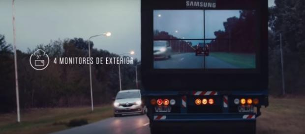 'Safety truck' para combatir accidentes