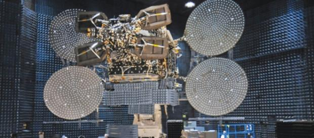Satélite Viasat-3 desarrollado por Viasat.
