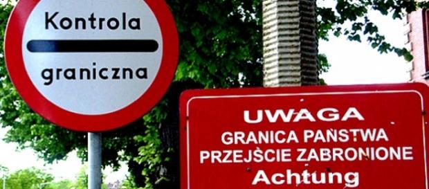 Strefa Schengen - to koniec? (Manecke/Wikipedia)