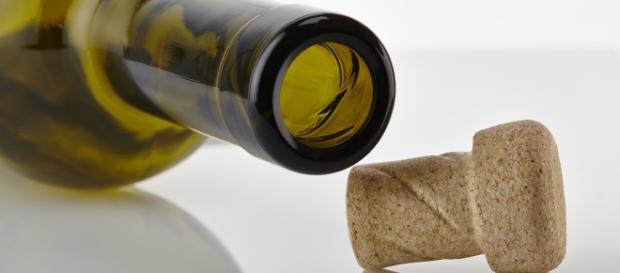 Tapón de vino Helix de Amorim y O-Me