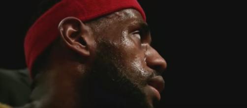 All Star Game Nba 2016, LeBron James