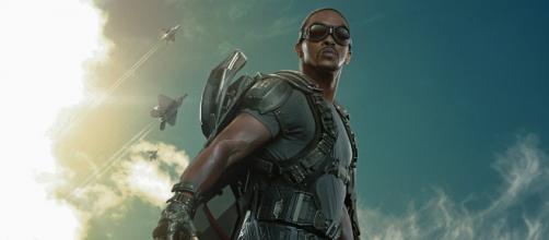 Anthony Mackie vuelve a ser Falcon en 'Civil War'