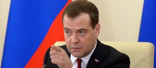 Dmitry Medvedev mandou o último recado para os EUA