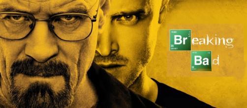 Imagen promocional de Breaking Bad