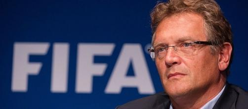 Jerome Valcke, ex secretario general de la FIFA