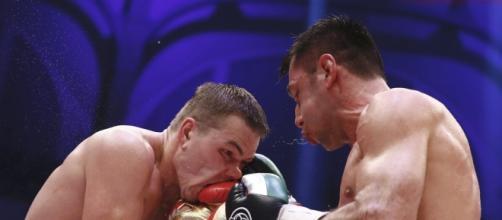 La grande boxe in tv, Sturm vs Chudinov