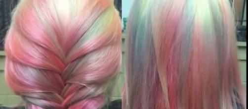 La tecnica dell'opal hair per il 2016