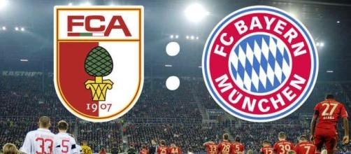 LIVE Augsburg–Bayern Monaco il 14/2 ore 17:30