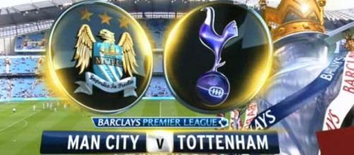 LIVE Manchester City-Tottenham il 14/2 ore 17:15