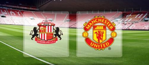 LIVE Sunderland-Manchester Utd il 13/2 ore 13:45