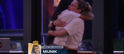 Munik é a mais nova líder do Big Brother Brasil