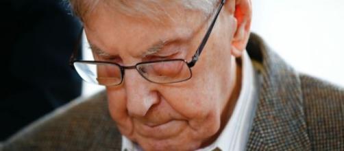 Reinholg Hanning, ex-guarda de Auschwitz
